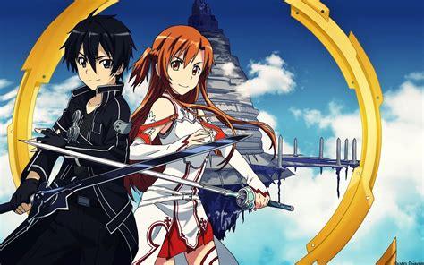 anime video online sword art online vs log horizon the maz