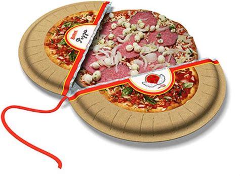 Teh Kotak Satu Dus desain kemasan pizza unik menarik inspiratif