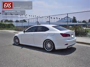 Lexus Is350 With Rims Document Moved