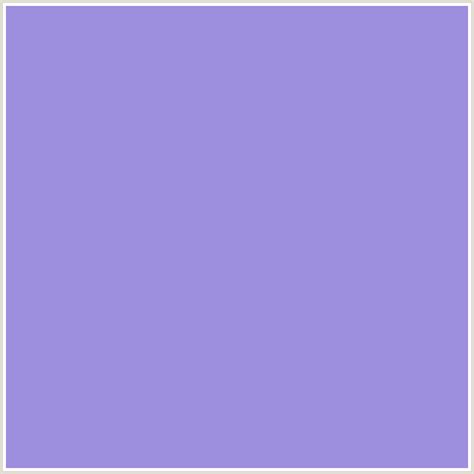 lavender the color 9e8ede hex color rgb 158 142 222 blue violet dull