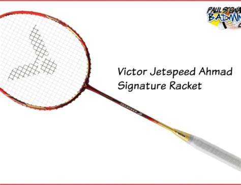 Raket Badminton Apacs Virtuoso 30 Uk victor jetspeed ahmad badminton racket review