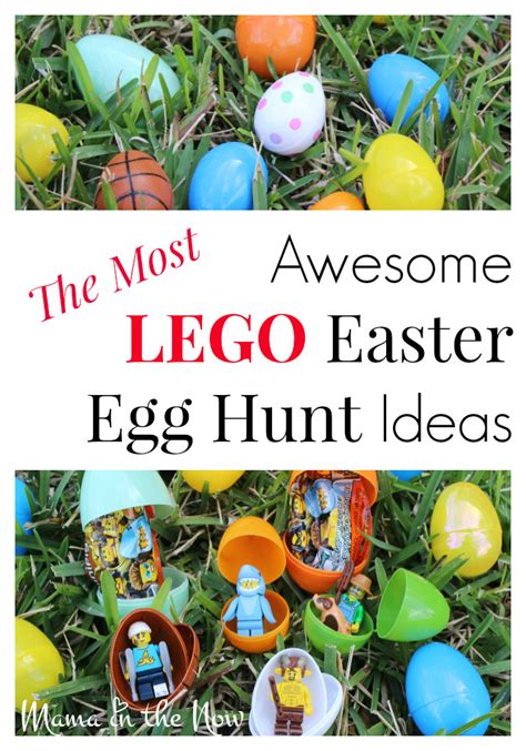 awesome lego easter egg hunt ideas