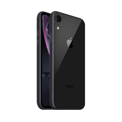 apple iphone xr 64gb zwart kopen amac nl