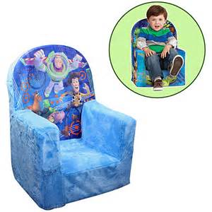 Toy Story Kids Chair Fun Furniture High Back Chair Toy Story Group Plush High