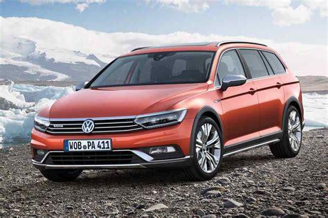 2019 Vw Passat Wagon the new 2018 2019 volkswagen passat alltrack wagon for