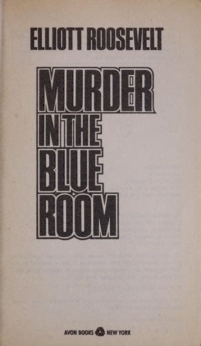 murder in the blue room murder in the blue room 1992 edition open library