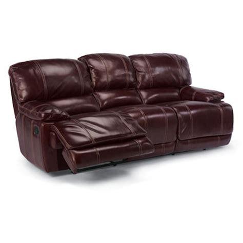 flexsteel double reclining sofa flexsteel 1250 62 belmont double reclining sofa discount