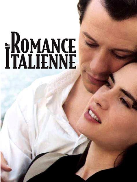 film romance historique streaming une romance italienne film 2004 allocin 233