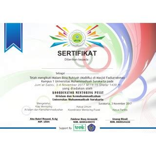 layout sertifikat cdr user profile lintaspena