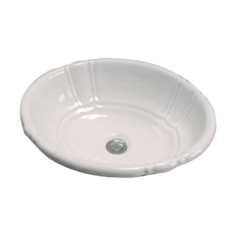 bisque bathroom sink barclay lisbon drop in bisque bathroom sink 4 710bq