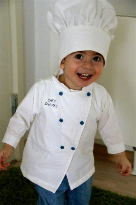diy chef costume chef costume for my sweet baby boy the muppets