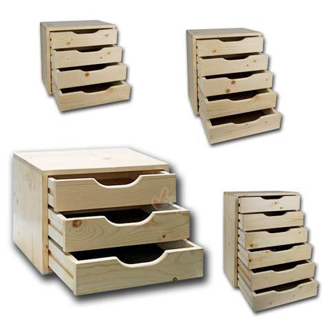 Ikea Schubladensysteme by Holz Schubladenbox Sb 3 4 5 6 Schubladen