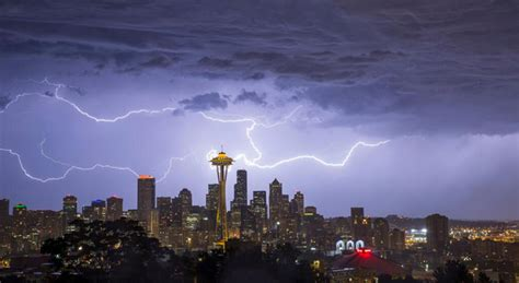 Ignition Partners Seattle The Coolest Photo Of Seattle S Skyline Is Going Viral