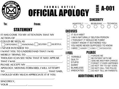 Apology Letter For Mistake In Application Form Quotes About Apology Quotesgram