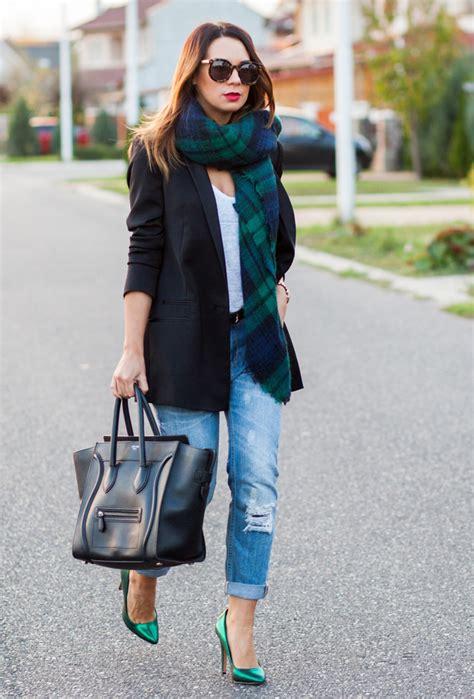 Blazer Syal by 10 Item Fashion Yang Wajib Dimiliki Wanita