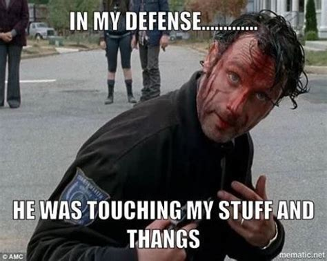 Walking Dead Stuff And Things Meme - 636 best images about the walking dead on pinterest