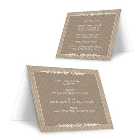 Einladungskarten Hochzeit Mit Anhänger by Karten Selber Drucken 1000 Ideas About Karten Selber