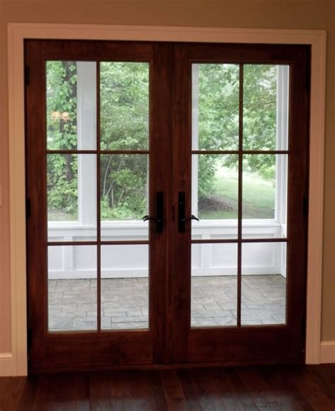andersen exterior glass bevil doors door installation windows installation windows