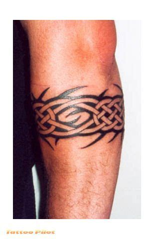 elbow band tattoo designs arm band tattoos idea looks like celtic knots