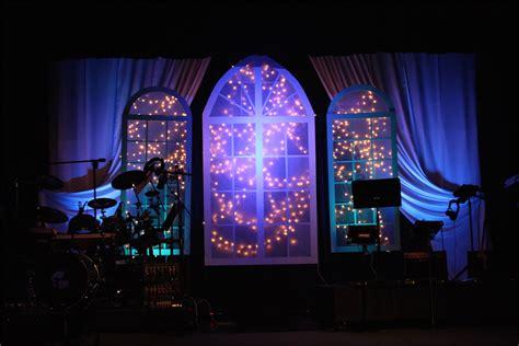 home design ideas stage lighting design theatre starry night love church stage design ideas