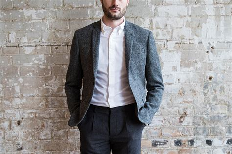how to wear a blazer jacket with jeans mens style guide q a why can t i wear my suit jacket with jeans tips