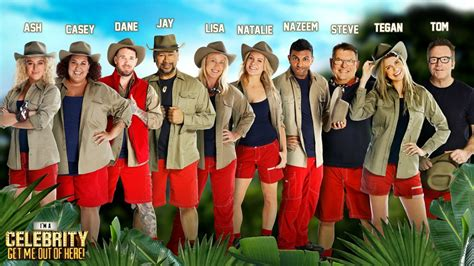 celebrity jungle final date 2017 the final two celebrities to enter the jungle revealed