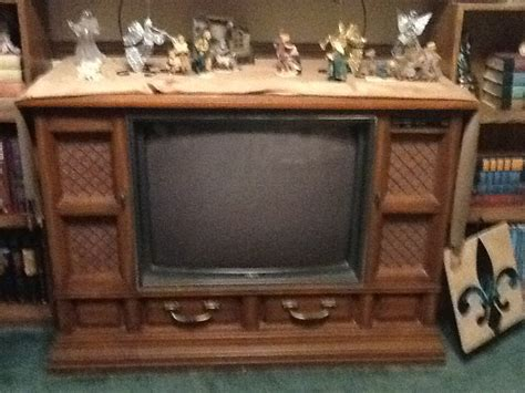 Center Islands In Kitchens by Hometalk Repurposing An Old Console Tv That Doesn T Work