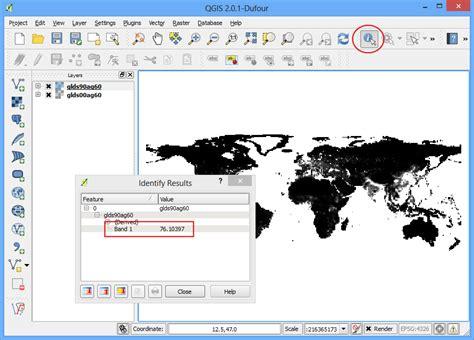 qgis analysis tutorial basic raster styling and analysis qgis tutorials and tips
