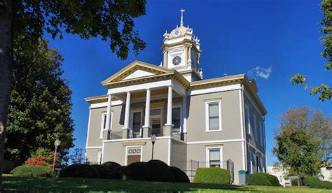 Burke County Court Records Historic Courthouses Of Western Carolina
