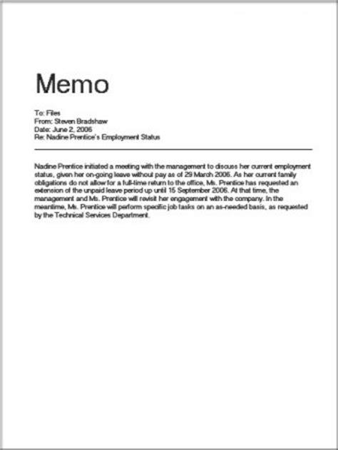 contoh memo resmi dan pribadi terlengkap | needsindex.com