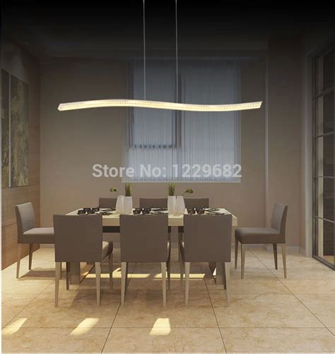 hanging dining room lights 2015 new fashion led dining room pendant light for home