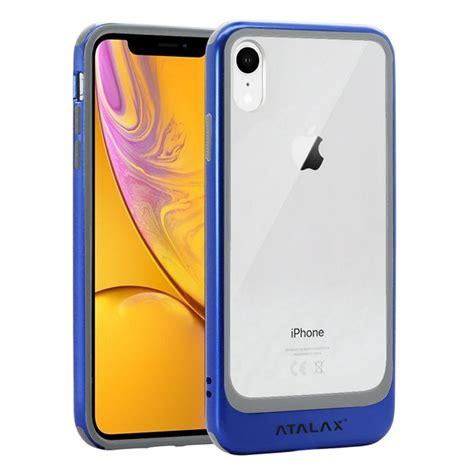 apple iphone xs max armor case blue  mobilize phone