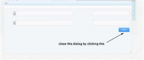 jquery ui layout init hidden jquery dialog hide option