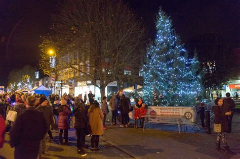 brentwood christmas lights 2017 essex live