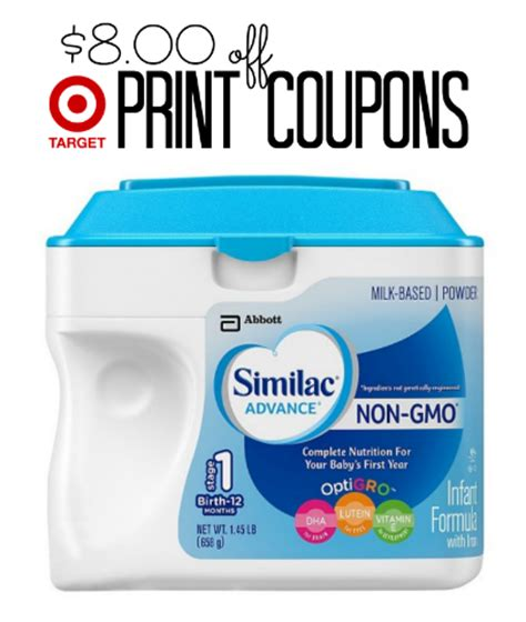 Www Similac Com Giveaway - image gallery similac coupons