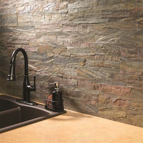 stick on backsplash no grout 25 best ideas about stick on tiles on wood planks for walls wood wall nursery and