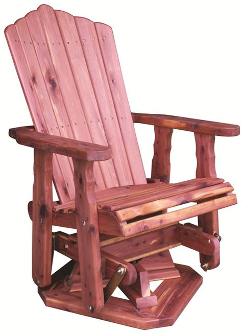 amish outdoor swivel glider chair amish outdoor wood swivel glider from dutchcrafters amish