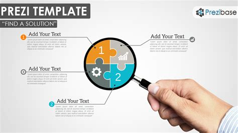 it solution template infographic diagram prezi templates prezibase
