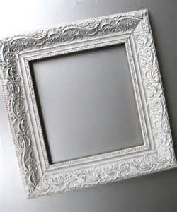 shabby chic white photo frames shabby and chic frame cottage frame white frame vintage