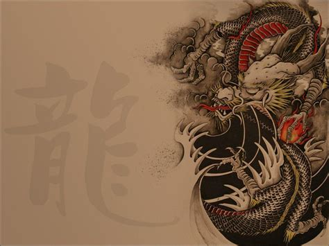 oriental tattoo wallpaper chinese wallpapers wallpaper cave