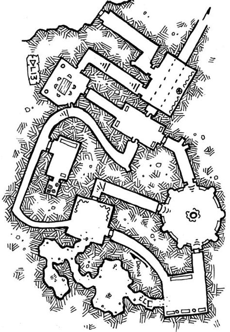 529 best HEX: Maps images on Pinterest | Dungeon maps