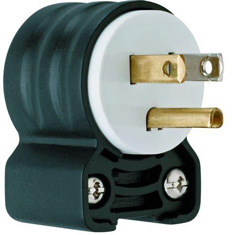 Pot Ps 125 Gr 3 leviton 15 125 volt light duty r52 00101 0wp the home depot