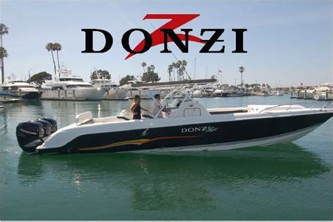 donzi style boats donzi boats for sale in dana point ca by dick simon