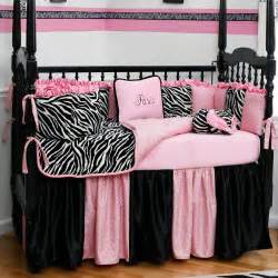 Zebra Print Baby Bedding Sets Black And White Zebra Crib Bedding Crib Bedding In