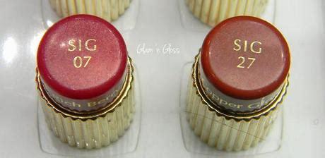 Berkualitas Inez Glow Matte Lipstick 07 Plum 3 5gr estee lauder lipsticks swatches paperblog