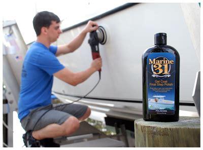 best boat wax for oxidation fiberglass gel coat polish