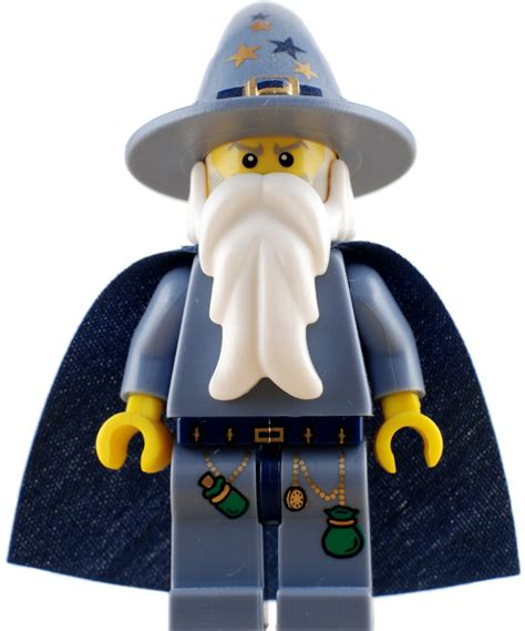 Lego Minifigure Wizard wizard the lego minifigure catalog