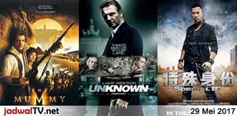 jadwal film enigma di net jadwaltv net jadwal acara hari ini senin 29 mei 2017