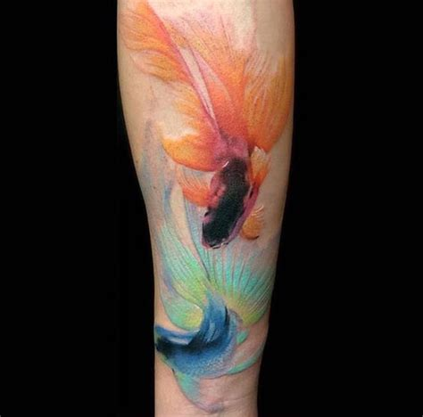 marcus lund tattoo betta fish design 169 lund marcus lund ta florida