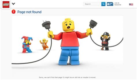 not found why you should customise your 404 page cambridge network